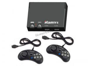 Портативная игровая приставка 8/16bit Hamy (350-1) Classic (350 игр в комплекте) Купить