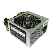 Блок питания Hiper HPM-600 600W выключатель, fan 12 cm +12V - 42Am, 4хSata, 3xMolex, 2x(6+2) PCI-E Купить