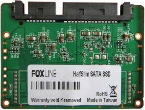 """Твердотельный накопитель 60Gb SSD 2.5"""" Foxline FLDMHS064G, SATA3 TLC Цена"""