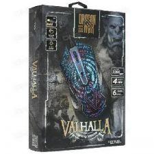 Мышь QUMO Valhalla M35, проводная, игровая, 6 кнопoк, подсветка RGB, 1200 /1600 /2400 /3200dpi Цена
