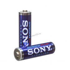 Батарейка алкалиновая SONY Stamina Plus, AA/LR06 Купить