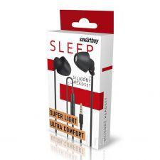 Наушники+микрофон Smartbuy Sleep вкладыши силиконовые, суперлегкие Цены