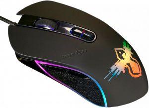 Мышь Smartbuy RUSH Dominator SBM-720G, 7 кнопок, 1200 /1600 /2400 /3200dpi USB с подсветкой, черная Купить