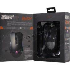 Мышь Smartbuy RUSH Elite SBM-719G, 7 кнопок, 1200 /1600 /2400 /3200dpi USB с подсветкой, черная Цена