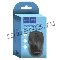 Мышь DREAM DRM-4W018-01 800 /1200 /1600dpi черная беспроводная