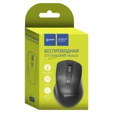 Мышь DREAM DRM-4W019-01 800 /1200 /1600dpi черная беспроводная Купить