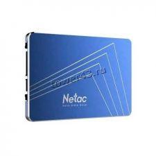 """Твердотельный накопитель 240Gb SSD 2.5"""" Netac NT01N535S-240G-S3X 540Mb/490Mb/c, SATA3 TLC Купить"""