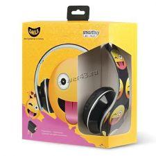 Наушники SmartBuy SMILE (черные) шнур 1.2м Цена