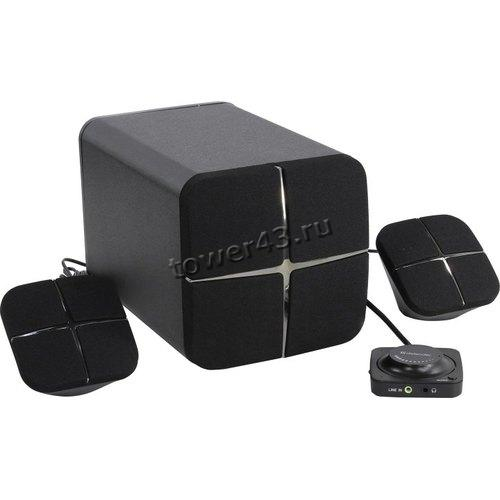 Колонки Defender X460 22W+2*10W=42W, разъем для наушников, AUX, блютуз /FM /USB /SD, проводной пульт