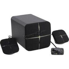 Колонки Defender X460 22W+2*10W=42W, разъем для наушников, AUX, блютуз /FM /USB /SD, проводной пульт Купить