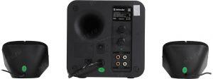 Колонки Defender X460 22W+2*10W=42W, разъем для наушников, AUX, блютуз /FM /USB /SD, проводной пульт Цены