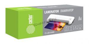 Ламинатор Cactus CS-LAB-A4400, А4, 80-125мкм, 40см/мин. Купить