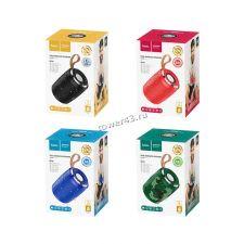 Мобильная колонка-плеер HOCO BS-39 6W USB /Micro SD /FM /AUX /bluetooth 5.0 Цена