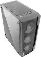 Корпус MidiTower POWERCASE MISTRAL X4 MESH CMIXB-F4 Black, ATX, 2xU2, 1xU3, T.Glass, 4xFan 12см Купить