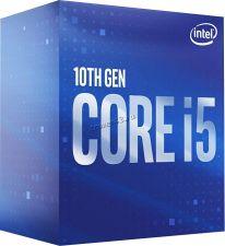Процессор Intel Core i5-10400F S1200, 2.9-4.3GHz, 12Mb, 14nm, 65W, безGPU, 6хяд/12пт BOX c вентилят. Купить