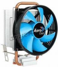 Вентилятор AeroCool башенный Verkho 1-3P 2300 об/мин, 3-pin, до 100ВТ (1 трубка), вент 90мм Купить