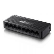Коммутатор Netis ST3108S 8-port SwithHub 10/100Mbps, черный Retail Купить