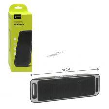 Мобильная колонка-плеер Колонка DREAM DRM-S208-01 6Вт, черный Bluetooth /USB /MicroSD /FM-радио Купить