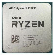 Процессор AMD Ryzen 5 3500X SocketAM4, 6яд, 6потоков, 3,6-4.1GHz, 65W 19MB L2-3MB+L3-32MB oem Купить