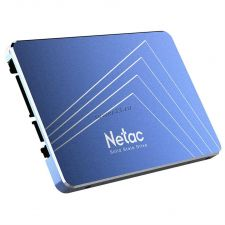 """Твердотельный накопитель 500Gb SSD 2.5"""" Netac NT01N530S-500G-S3X 550Mb/520Mb/c, SATA3 TLC Купить"""