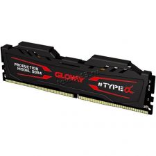 Память DDR4 8Gb (pc4-24000) 3000MHz GLOWAY с радиатором, XMP2.0 Rеtail Купить