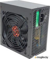 Блок питания GINZZU CB500 500W 12cm PWM, 24+8pin, 6+2pin PCI-E, 4*SATA, 3*Molex, +12V-37A черный Rtl Цена