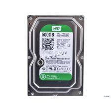 Жесткий диск 500Gb WD WD5000AZRX Green 5400rpm 64Mb SATA3 Купить