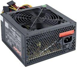 Блок питания EXEGATE 700W 700PPE, APFC, 12cm, 24+4pin, 2*(6+2)pin PCI-E, 5*SATA, 3*MOLEX, +12V -70A Купить