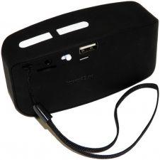 Мобильная колонка-плеер NU10 /USB /microSD /FM /bluetooth Цена