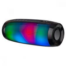 Мобильная колонка-плеер Perfeo FLARE блютуз, FM, microSD, USB, AUX, мощность 10Вт, подсветка Купить