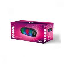 Мобильная колонка-плеер Perfeo FLARE блютуз, FM, microSD, USB, AUX, мощность 10Вт, подсветка Цена