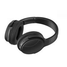Наушники+микрофон полноразмерные Perfeo ELLIPSE, MP3 плеер, AUX, до10ч, FM, проводной режим, черные Цены