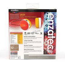 Наушники-флэш-плейер +FM+microSD Enzatec FP111RE 105dB 26Om Цены
