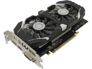 Видеокарта GeForce 1050GTX Ti 4Gb <PCI-E> MSI OC1 128bit DDR5 1341/7008 HDMI, DVI Retail Купить