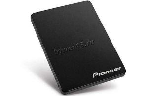 """Твердотельный накопитель 240Gb SSD 2.5"""" PIONEER, 3D TLC, APS-SL3N-240, R520Mb/s, W450Mb/s, RTL Цена"""