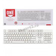 Клавиатура Smartbuy SBK-238U-W белая USB Купить