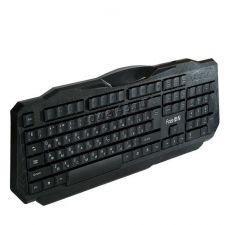 Клавиатура FaisON SILENT GAME, KB339, USB, чёрный Цены