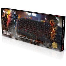 Клавиатура Smart Buy RUSH 715G (черный) (подсветка клавиш) USB Купить