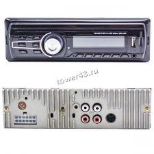 Автомагнитола DEN-1402/1403, 1DIN, 4x50W, FM, MP3, USB, цветная LED подсветка,фикс.панель Купить