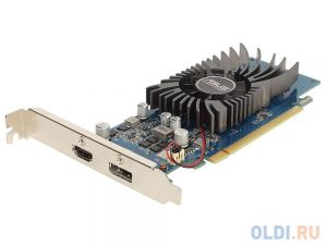 Видеокарта GeForce 1030GT 2Gb <PCI-E 3.0> ASUS 64bit DDR5 HDMI, DVI-D Retail Купить