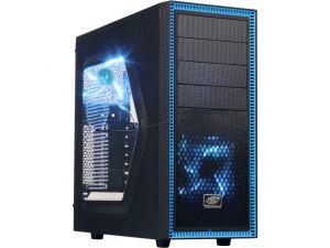 Компьютер МЕЧТА /4яд8пт Intel i3-10100F /16Гб DDR4 /GTX1650 4Gb /SSD240Гб /HDD1Tb /600Вт /2xLEDxFan Купить