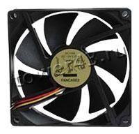 Вентилятор 92x92 MotherBoard connector 3pin Купить