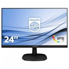 "Монитор 23.8"" Philips 243V7QDAB <1920x1080, 10M:1> IPS, колонк, HDMI, DVI, D-SUB, AUX, 178/178г, 4ms Купить"