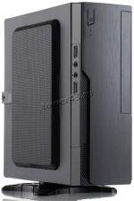 Корпус MiniTower FOXLINE FL-BQ5-FLX220-U32 Black, Mini-ITX, SFF PM-200ATX 220W, 2xU3, VESA Mount Купить