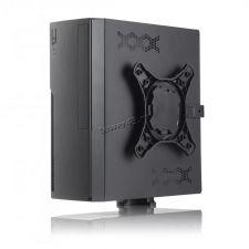 Корпус MiniTower FOXLINE FL-BQ5-FLX220-U32 Black, Mini-ITX, SFF PM-200ATX 220W, 2xU3, VESA Mount Цены