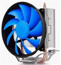 Вентилятор DEEPCOOL GAMMAXX 200T TDP100W, Al-Cu 120mm, 900-1600rpm, 17.8-26.1dBA, 54.25CFM, 4pin PWM Купить