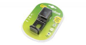 Зарядное устройство GP PB330GSC-2CR1 зарядное устройство для АКБ АА/ААА, 2 независмых канала Купить