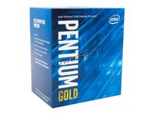 Процессор Intel Pentium Gold G6405 S1200 2яд/4пт 4.1GHz/4Mb, CometLake, 58W, UHD Graphics 610 BOX Купить