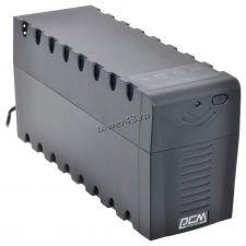 Источник бесперебойного питания Powercom Raptor RPT-600A <600VA, 360W, Black, 3 выхода> Купить