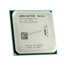 Процессор AMD A6 9500 Socket AM4 3,5-3.8GHz, видео R5 , L2 1Mb, 2хядерный, TPD 65W, oem Купить